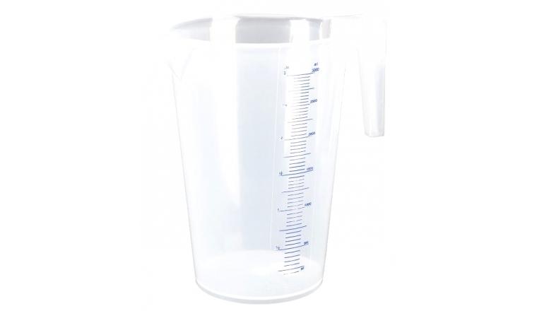 Broc Doseur Verseur Transparent 3 litres Pressol