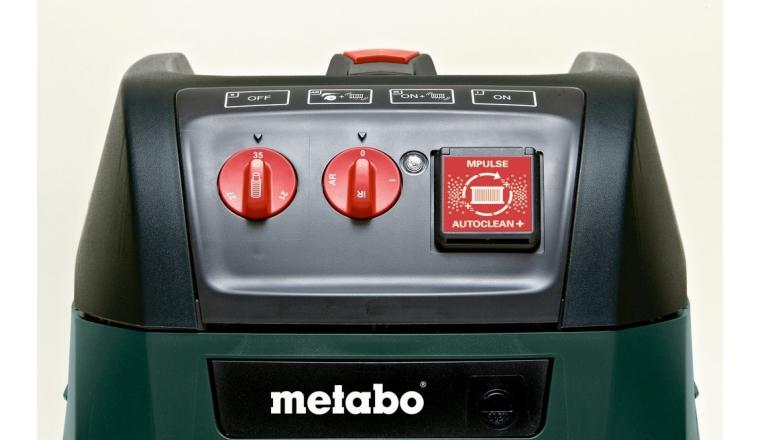 Aspirateur tous usages Metabo ASR 35 H ACP