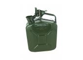 Jerrican Métallique Type US Olive - 5 litres - Pressol