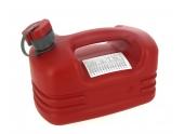 Jerrican Hydrocarbure Polyéthylène avec Bec Flexible 5 Litres - Pressol -