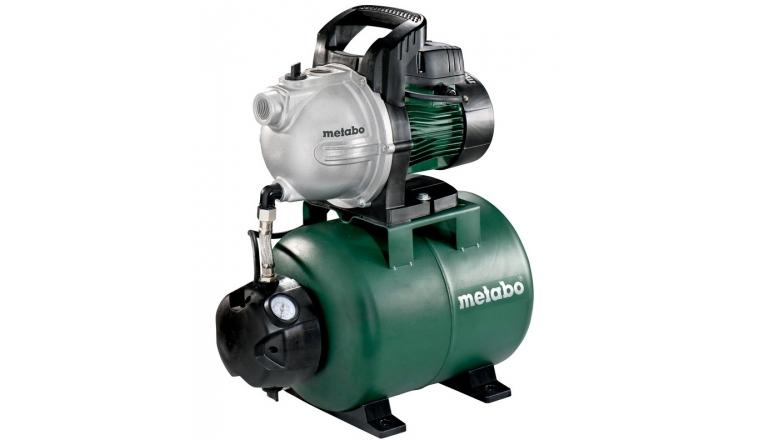 Surpresseur avec réservoir Metabo HWW 3300/25 G