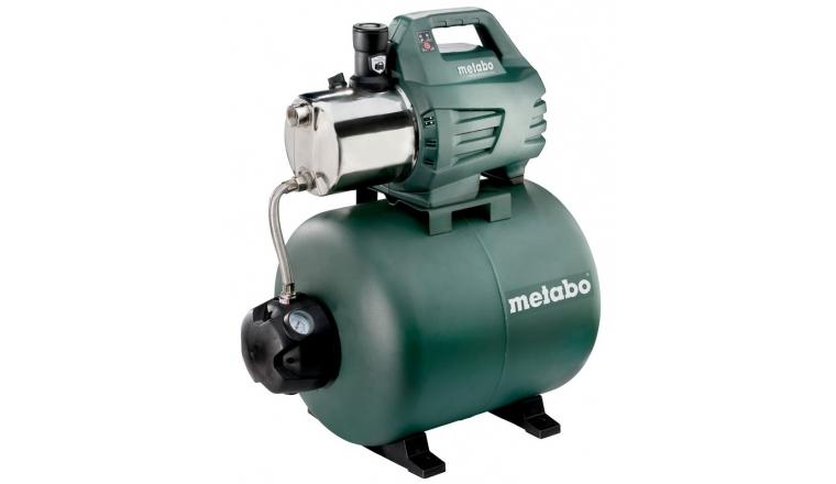 Surpresseur avec réservoir Metabo HWW 6000/50 INOX