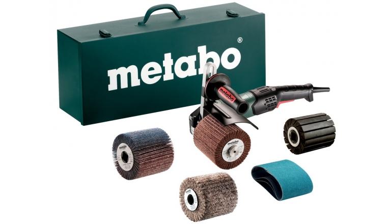 Satineuse Metabo SE 17-200 RT SET