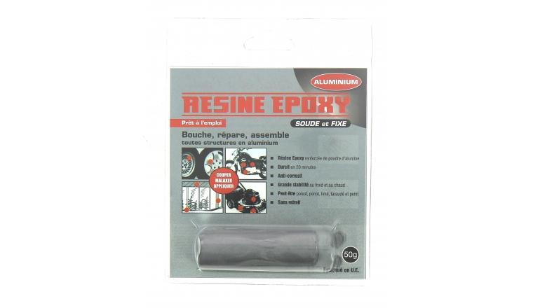 Résine Epoxy 40 gr Aluminium Réparation Rapide Pressol