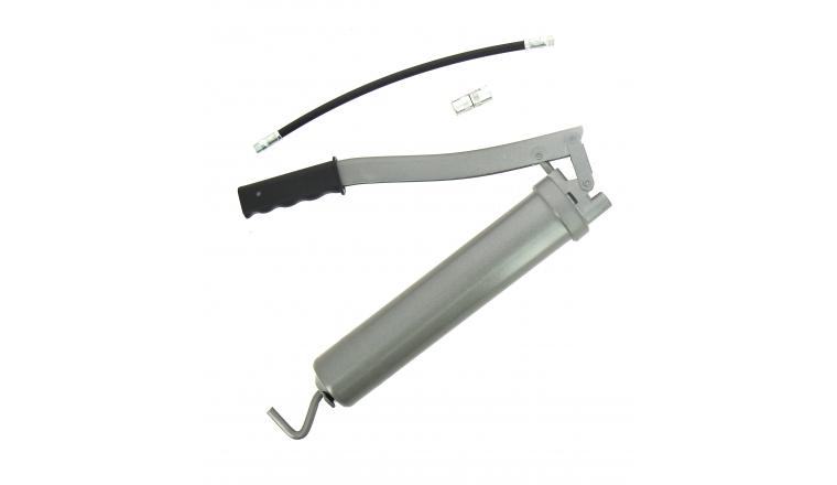 Pompe à Graisse standard avec flexible et agrafe  12630 Pressol