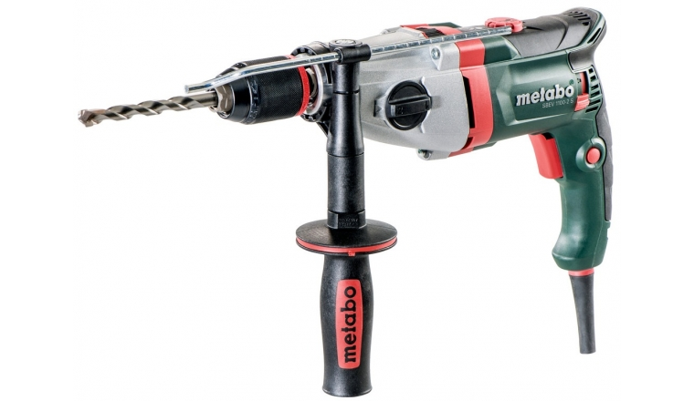 Perceuse à Percussion 1100W METABO  SBEV 1100-2 S