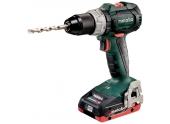 Perceuse à Percussion Sans Fil 18V 2x4AH METABO SB 18 LT BL