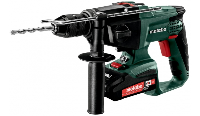 Perceuse à Percussion Sans Fil 18V METABO SBE 18 LTX  2X2AH