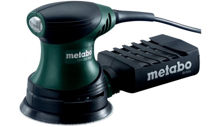 Ponceuse Excentrique Metabo  FSX 200 Intec