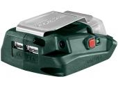 Adaptateur Electrique Sans Fil Metabo PA14.4-18 LED-USB