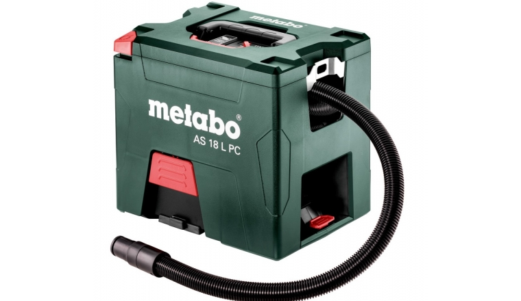 Aspirateur sans fil Metabo AS 18 L PC
