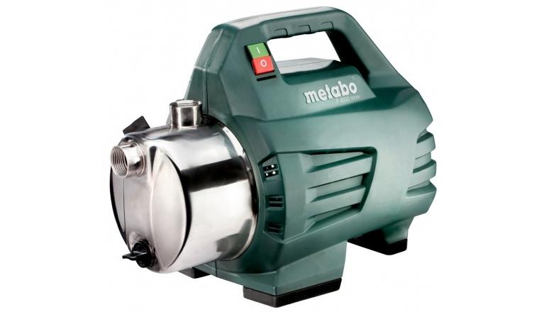 Pompe de Jardin 1300 W Metabo P 4500 Inox