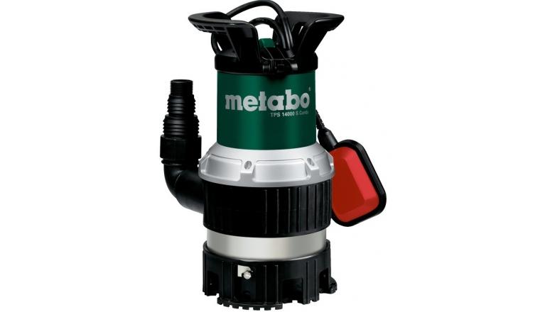 Pompe Immergée Combinée Metabo TPS 14000 S Combi