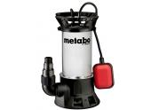 Pompe immergée pour eaux usées 1100 W Metabo PS 18000 SN