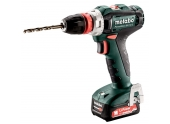 Perceuse Visseuse Powermaxx Metabo BS Quick Pro 10.8V 2/4A/h + 64 acc