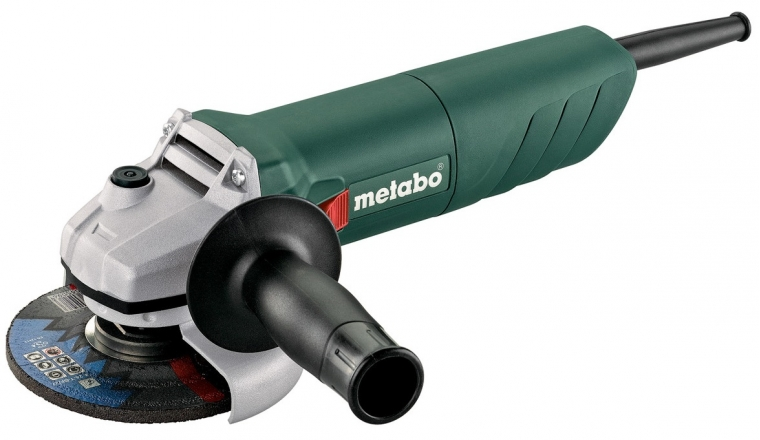 Meuleuse d\'angle 750W 125mm Metabo W750-125