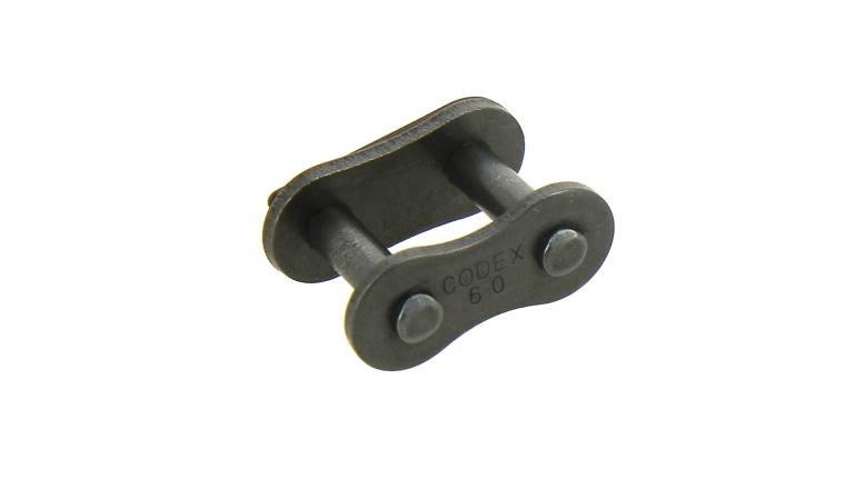 Attache rapide pour chaîne a rouleaux 12A-1 ASA60 - Codex