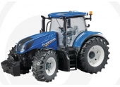 Tracteur New Holland T7.315 - Bruder 3120