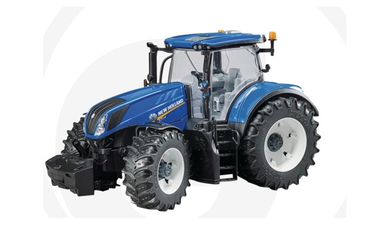 Tracteur New Holland T7.315 - Bruder 3120