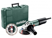 Meuleuse d\'Angle  125 mm 850W METABO W850-125
