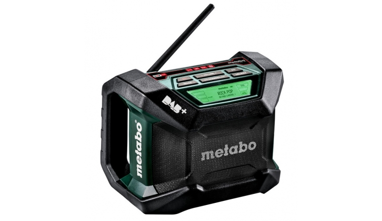 Radio de chantier Metabo R12-18