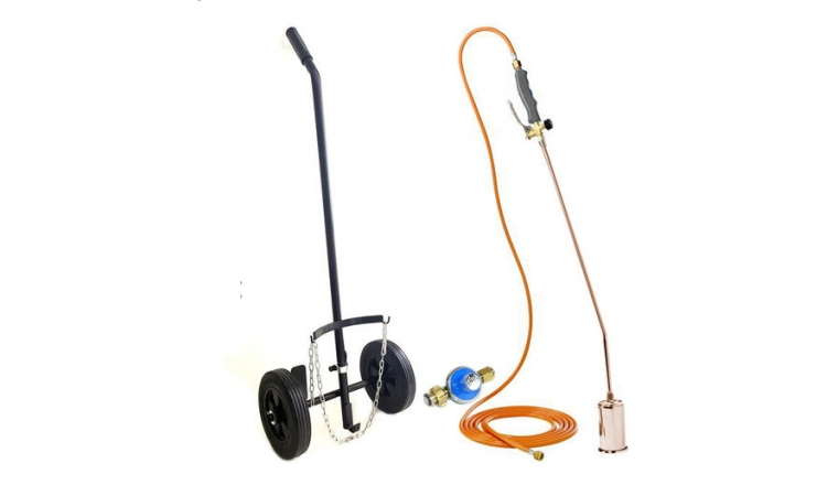 Desherbeur Thermique Pack Pro A avec chariot de transport