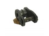 Maillon coudé simple 16A-1 Pas de 25,4mm Norme ASA80 - Codex