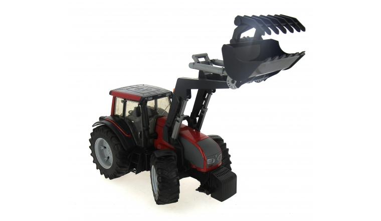 Tracteur Valtra T 191 avec Chargeur - Bruder 3071