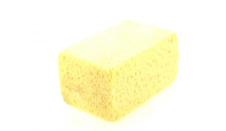 Eponge Synthétique jaune 15x10x8 cm - Taliaplast