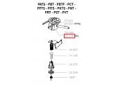 Poulie de boitier de traction Tondeuse  PGT, PRT ... - Ref 23279 - Outils Wolf
