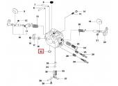 Bouchon de carburateur pour Tronçonneuse 3120 XP, CS2171 .. - Ref 503 57 42 01 - Husqvarna