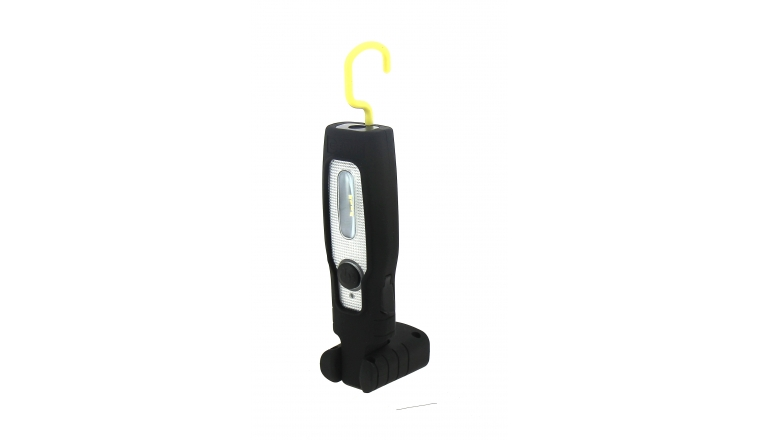 Torche baladeuse rechargeable C5-14040 USB LED 140Lm - Elwis
