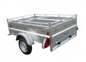Remorque Robust Lider 200x134x50 PTAC 500Kg - 39350 - Lider