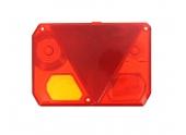Cabochon droit Radex 04283 du feu 04243 et 04279 - Lider