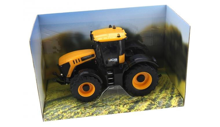 Tracteur JCB Fastrac 8000 échelle 1/32ème Britains