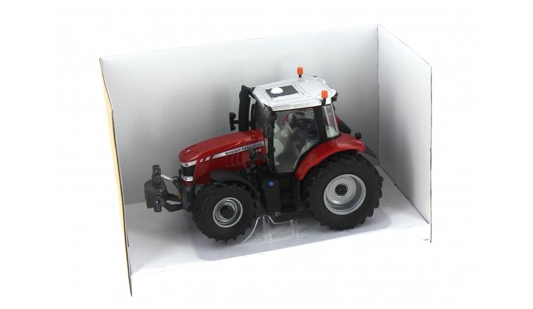 Tracteur Massey Ferguson 6613 échelle 1/32 Britains