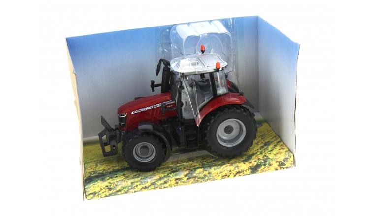 Tracteur Massey Ferguson 6718S échelle 1/32 Britains