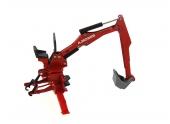 Retro pelle A-Moser pour tracteur Siku échelle 1/32