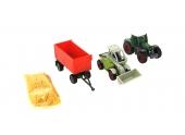 Coffret 3 véhicules agricoles miniatures Siku