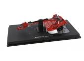 Faucheuse Kuhn FC 3160 TCD échelle 1/32 Universal Hobbies UH 4198