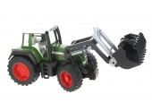 Tracteur Fendt Favorit 936 Vario avec Chargeur - Bruder 2062