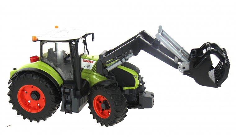 Tracteur Claas Axion 950 avec Chargeur frontal - Bruder 3013
