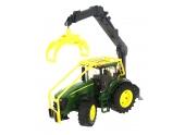 Tracteur Forestier John Deere 7930 avec Grappin - Bruder 3053