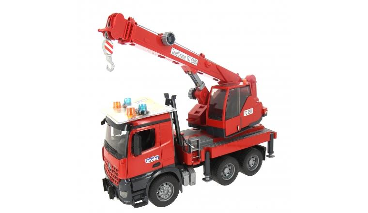 Camion Grue MB Arocs - Bruder 3670