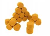 Lot de 20 balles rondes Replicagri échelle 1/32 REPP12