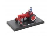 Tracteur Farmall super FC avec chauffeur Replicagri REP174