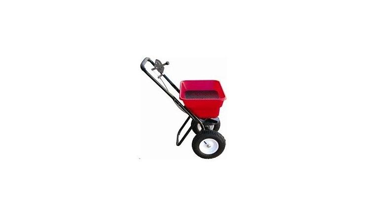 Epandeur à Sel poussé SP 31526 - 36 kg - Sentar