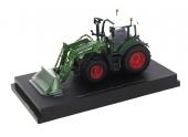 Tracteur Fendt 516 Vario avec chargeur échelle 1/32 UH