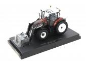 Tracteur New Holland T5.120 Centenario 100ième Anniversaire avec fourche 1/32ième UH6206