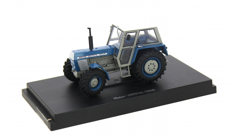 Tracteur Zetar Crystal 12045 4 Roues Motrices 1/32 UH4985